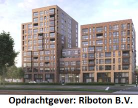 131 Appartementen Silva te Haarlem